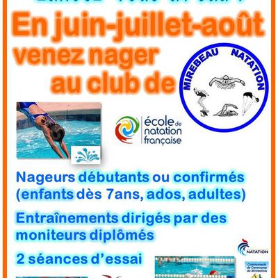 Bientôt le grand plongeon!