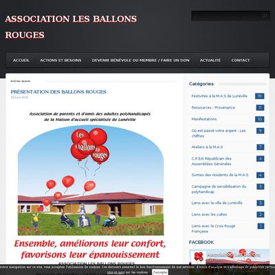 ASSOCIATION LES BALLONS ROUGES