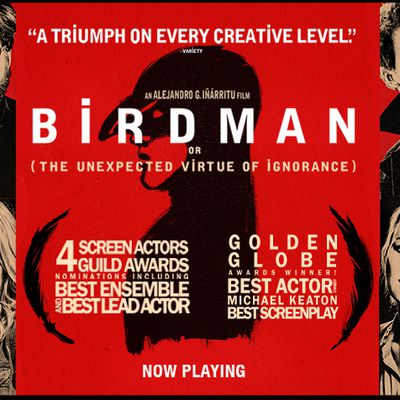 Birdman (2015), Alejandro González Inárritu