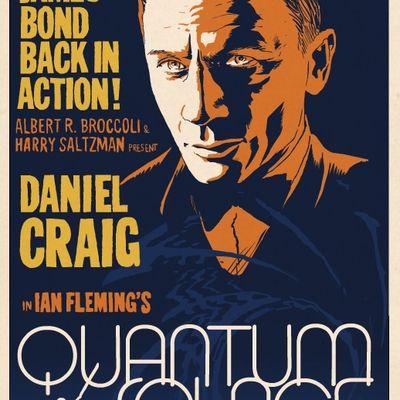 Quantum of Solace (2008), Marc Foster