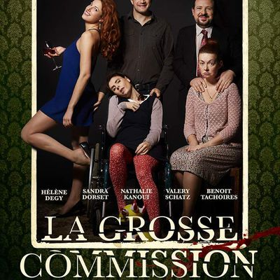 L'affiche du film LA GROSSE COMMISSION