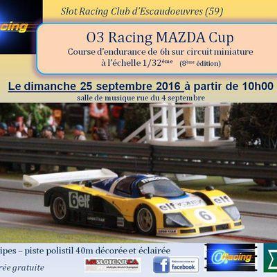 Les 6 Heures O3 RACING 2016