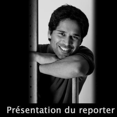 Présentation du photographe  : Olivier pain