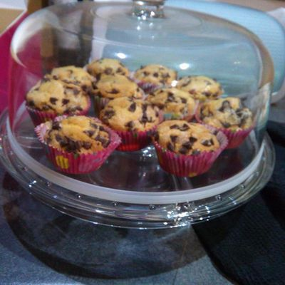 Muffin pépites choco