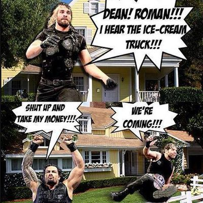 Some Funny WWE Memes Part 1
