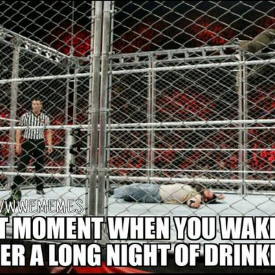 SOME FUNNY WWE MEMES PART 4