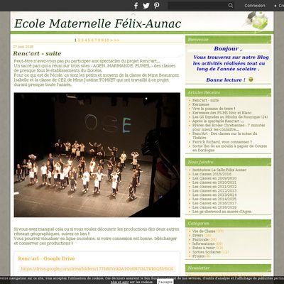 Ecole Maternelle Félix-Aunac
