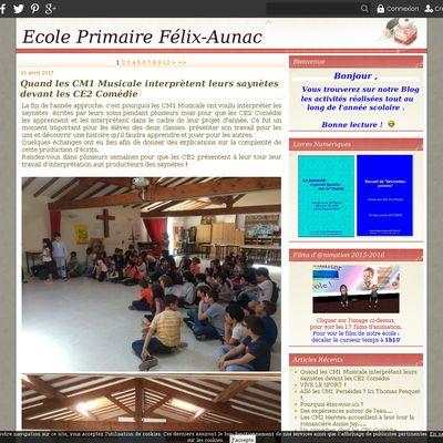 Ecole Primaire Félix-Aunac