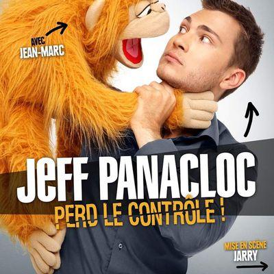 jeff Panacloc au  Spot à Mâcon