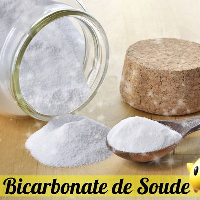 Les 100 astuces du Bicarbonate de soude