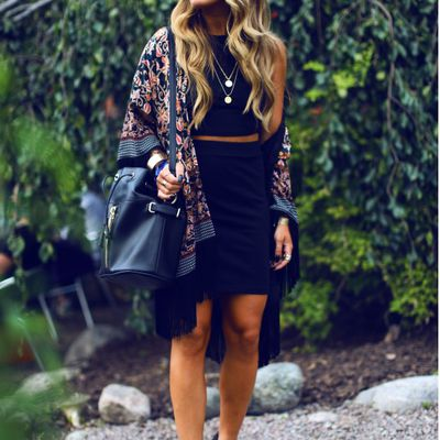 Comment adopter un look Hippie chic?