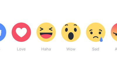 Facebook Reactions are a gift to advertisers and law enforcement alike