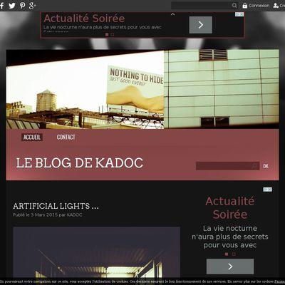 Le blog de KADOC
