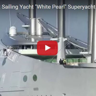 VIDEO - Sailing Yacht A, l'étrange plus grand voilier super yacht du monde