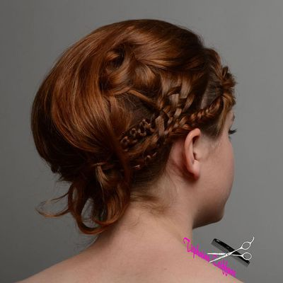 Tiphaine coiffure