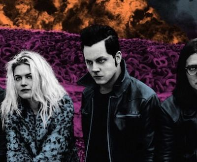 The Dead Weather : I Feel love (Every Million Miles)