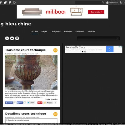 le blog bleu.chine