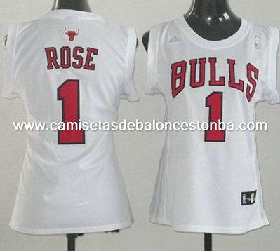 Mujeres No.1 párrafo Bulls jersey