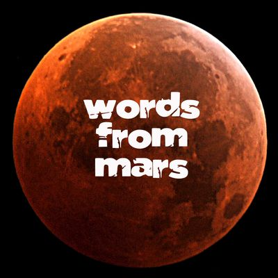 words from mars(eille)