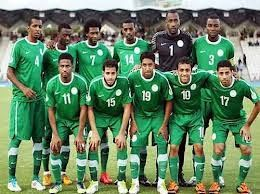 The Saudi Arabia national football team