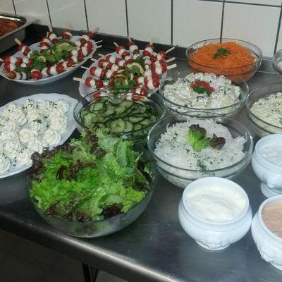 grillbuffet 2015 von Andreas