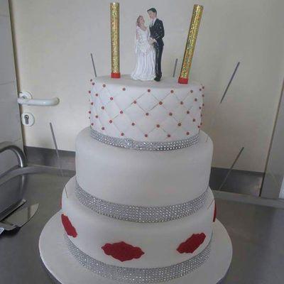 Gâteau Design Rhizlane