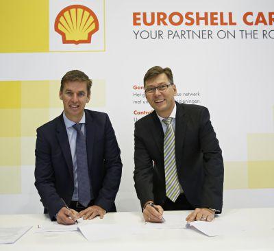 TomTom Telematics et Shell unissent leurs forces