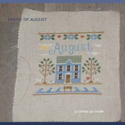 """Dame tortue et """"House of August"""""""