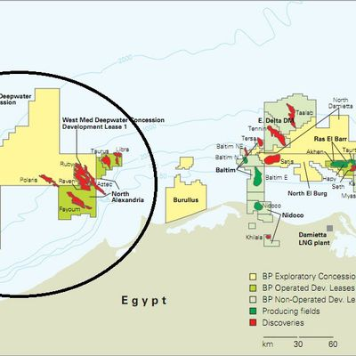 BP To Acquire Additional Interest In The West Nile Delta Project