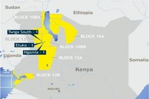 Tullow Updates Kenya