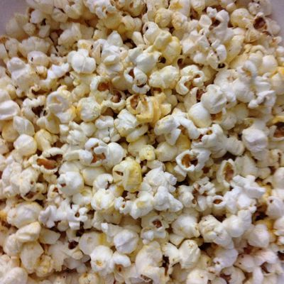 Turns out, making popcorn not as easy as we thought!