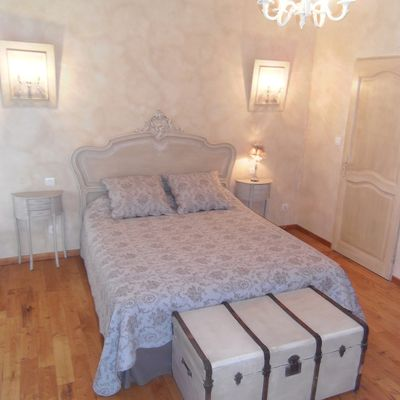 "Chambre double ""Campagne chic"""