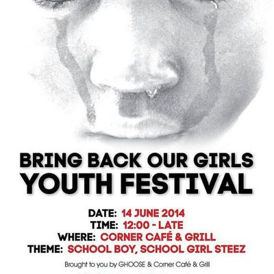 14/6 Bring Back Our Girls Youth Festival