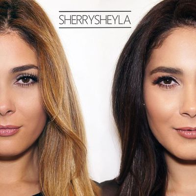 Sherry Sheyla Web Site