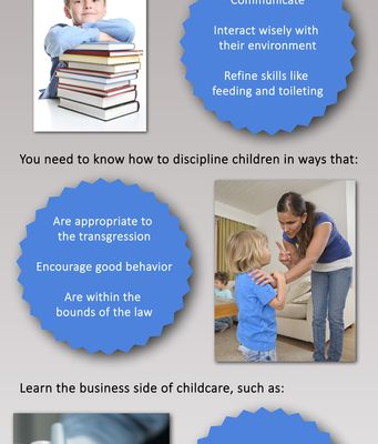 What You Need To Know About Starting Your Own Daycare