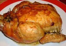 Ora invece pollo arrosto