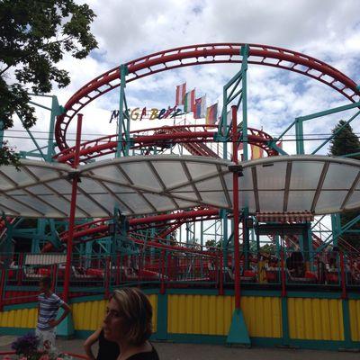 Roller coaster /manège