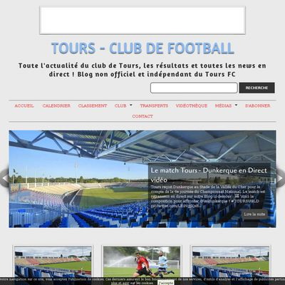 TOURS - CLUB DE FOOTBALL