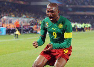 A 33 ans, Samuel Eto'o a annoncé qu'il mettait fin à sa carrière