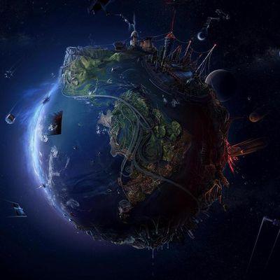 La Terre ne serait pas une planètemais un vaste plateau de télé-réalité !