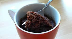 Mug Cake ultra-simple!
