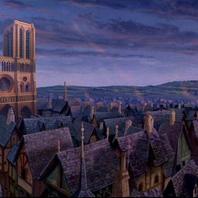 Raisons pour lesquelles j'adore le Bossu de Notre-Dame