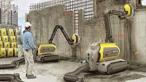 Amazing Concrete-Recycling Robot Can Erase Entire Buildings