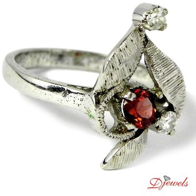 Rose Silver Ring, Diwali Bonanza Buy Rose Silver Ring and Thousands of other