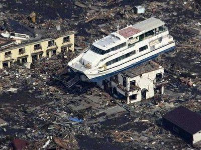 Records du monde : les séismes.
