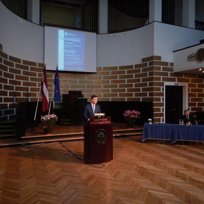 La Lettonie, présidente du conseil de l'Union européenne
