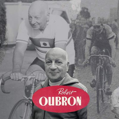 Robert Oubron : champion de cyclo cross