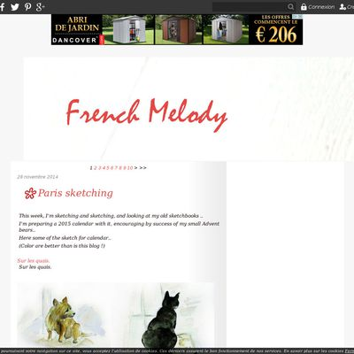 Le blog de frenchmelody