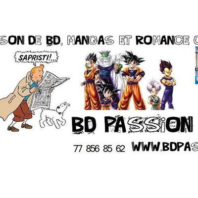 BD PASSION DAKAR