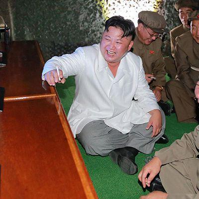 Kim Jong-un anuncia que tiene el territorio de Estados Unidos ''en sus manos''
